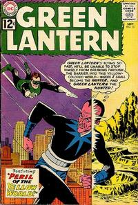 Cover Thumbnail for Green Lantern (DC, 1960 series) #15