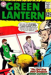 Cover Thumbnail for Green Lantern (DC, 1960 series) #17