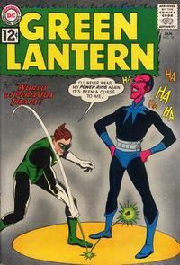Cover Thumbnail for Green Lantern (DC, 1960 series) #18