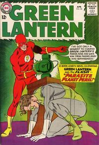 Cover Thumbnail for Green Lantern (DC, 1960 series) #20