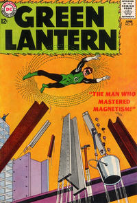 Cover Thumbnail for Green Lantern (DC, 1960 series) #21