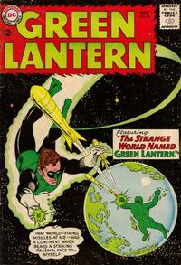 Cover Thumbnail for Green Lantern (DC, 1960 series) #24