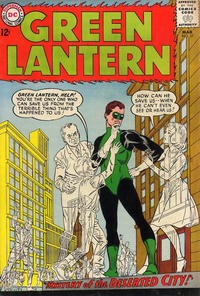 Cover Thumbnail for Green Lantern (DC, 1960 series) #27