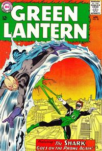 Cover Thumbnail for Green Lantern (DC, 1960 series) #28