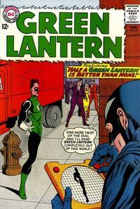 Cover Thumbnail for Green Lantern (DC, 1960 series) #29