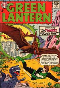 Cover Thumbnail for Green Lantern (DC, 1960 series) #30