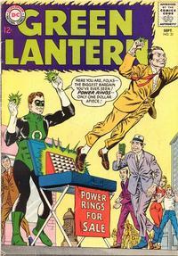 Cover Thumbnail for Green Lantern (DC, 1960 series) #31