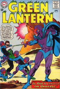 Cover Thumbnail for Green Lantern (DC, 1960 series) #37