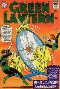 Cover Thumbnail for Green Lantern (DC, 1960 series) #38