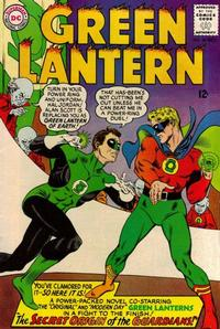 Cover Thumbnail for Green Lantern (DC, 1960 series) #40