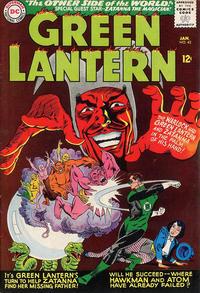 Cover Thumbnail for Green Lantern (DC, 1960 series) #42