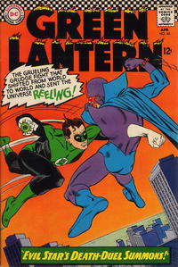 Cover Thumbnail for Green Lantern (DC, 1960 series) #44