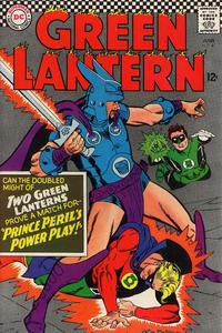 Cover Thumbnail for Green Lantern (DC, 1960 series) #45