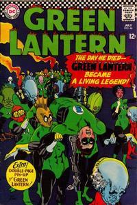 Cover Thumbnail for Green Lantern (DC, 1960 series) #46