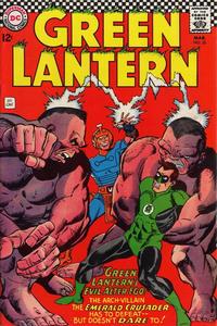Cover Thumbnail for Green Lantern (DC, 1960 series) #51