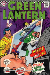 Cover Thumbnail for Green Lantern (DC, 1960 series) #54