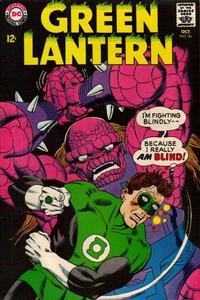 Cover Thumbnail for Green Lantern (DC, 1960 series) #56