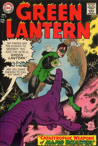 Cover Thumbnail for Green Lantern (DC, 1960 series) #57