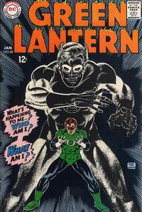 Cover Thumbnail for Green Lantern (DC, 1960 series) #58