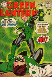 Cover Thumbnail for Green Lantern (DC, 1960 series) #59