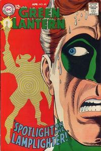 Cover Thumbnail for Green Lantern (DC, 1960 series) #60