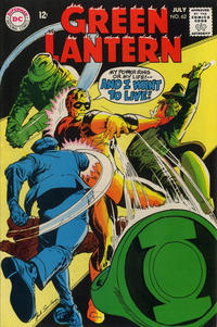 Cover Thumbnail for Green Lantern (DC, 1960 series) #62