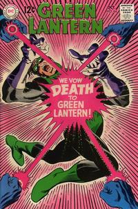 Cover Thumbnail for Green Lantern (DC, 1960 series) #64
