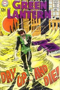 Cover Thumbnail for Green Lantern (DC, 1960 series) #65