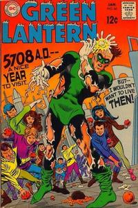 Cover Thumbnail for Green Lantern (DC, 1960 series) #66