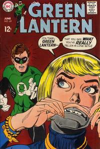 Cover Thumbnail for Green Lantern (DC, 1960 series) #69