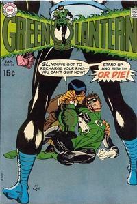 Cover Thumbnail for Green Lantern (DC, 1960 series) #74