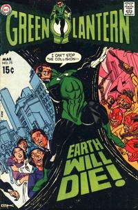Cover Thumbnail for Green Lantern (DC, 1960 series) #75