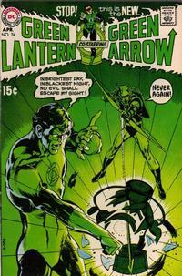 Cover Thumbnail for Green Lantern (DC, 1960 series) #76