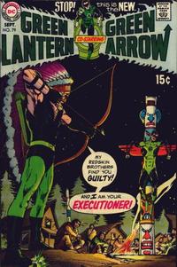 Cover Thumbnail for Green Lantern (DC, 1960 series) #79