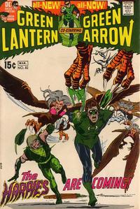 Cover Thumbnail for Green Lantern (DC, 1960 series) #82