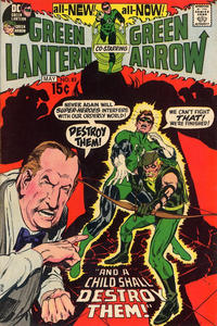 Cover Thumbnail for Green Lantern (DC, 1960 series) #83