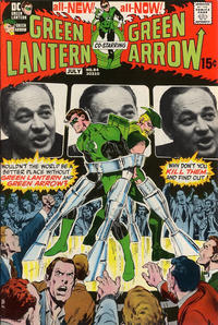 Cover Thumbnail for Green Lantern (DC, 1960 series) #84