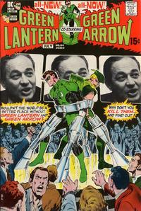 Cover Thumbnail for Green Lantern (DC, 1960 series) #84