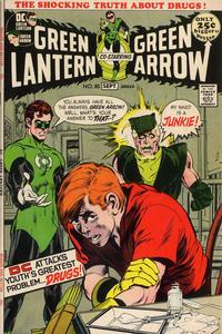 Cover Thumbnail for Green Lantern (DC, 1960 series) #85