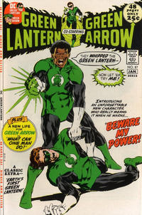 Cover Thumbnail for Green Lantern (DC, 1960 series) #87