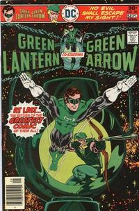 Cover Thumbnail for Green Lantern (DC, 1976 series) #90