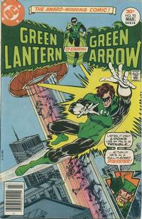 Cover Thumbnail for Green Lantern (DC, 1976 series) #93
