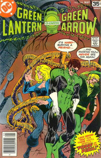 Cover Thumbnail for Green Lantern (DC, 1976 series) #104