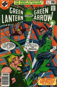 Cover Thumbnail for Green Lantern (DC, 1976 series) #119