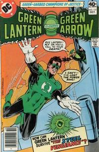 Cover Thumbnail for Green Lantern (DC, 1960 series) #121