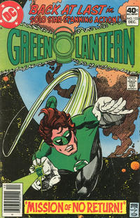 Cover for Green Lantern (DC, 1976 series) #123