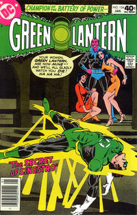 Cover Thumbnail for Green Lantern (DC, 1960 series) #124