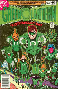 Cover Thumbnail for Green Lantern (DC, 1960 series) #127