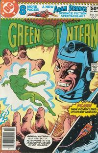 Cover Thumbnail for Green Lantern (DC, 1976 series) #133