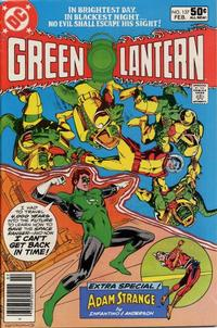 Cover for Green Lantern (DC, 1976 series) #137